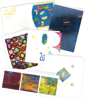 Examples Of Exclusive Greeting Cards For Companies